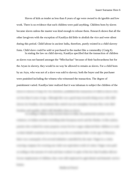 Child Slavery in India - Page 6