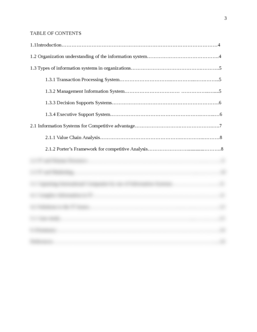 Evaluation of Critical Areas of an Information System - Page 3