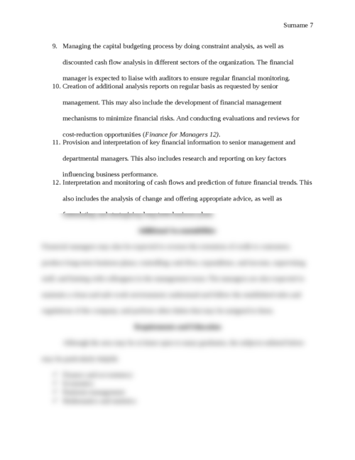 Occupational research paper - Page 7