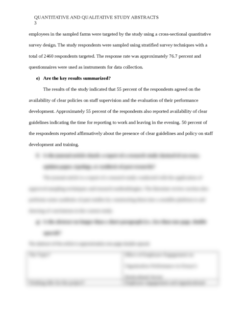 Quantitative and Qualitative Study Abstracts - Page 3