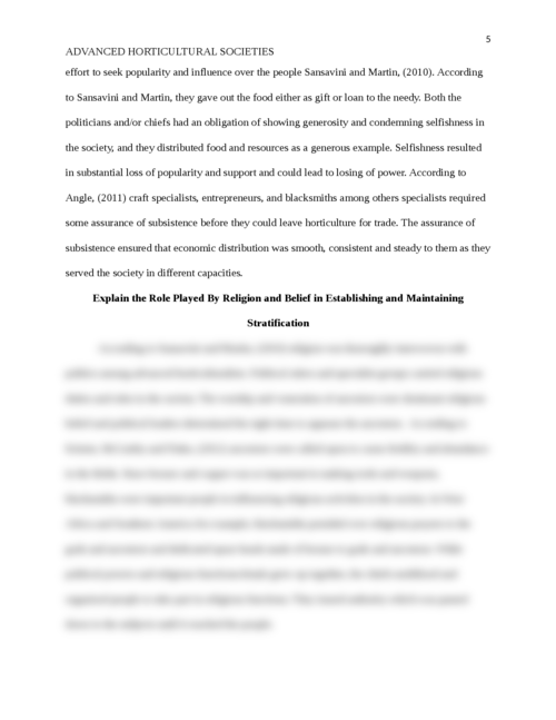 Advanced Horticultural Societies - Page 5