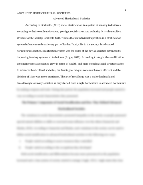 Advanced Horticultural Societies - Page 2
