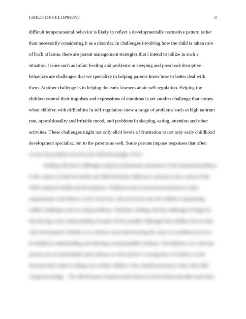 Child Development - Page 3
