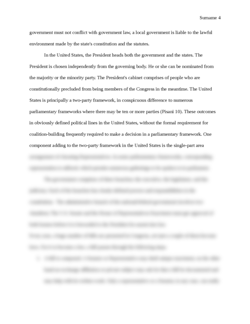 The Study of American Government - Page 4