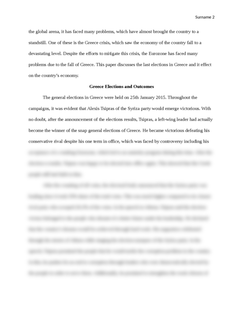 History and Background of Greece - Page 2
