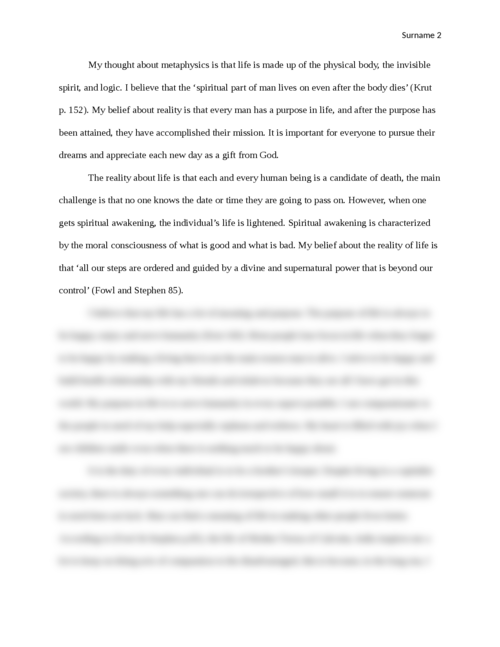 Philosophy of My Life - Page 2