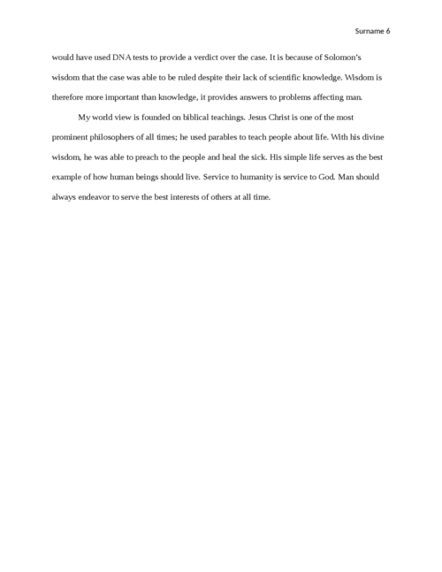 Philosophy of My Life - Page 6