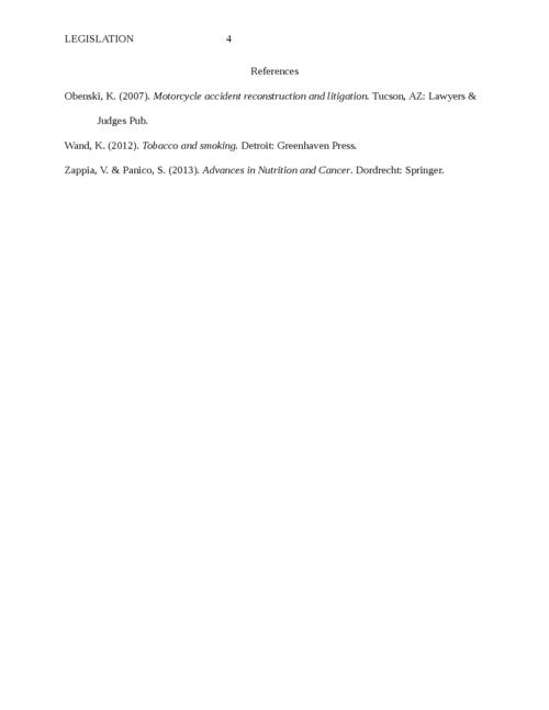 LEGISLATION - Page 4