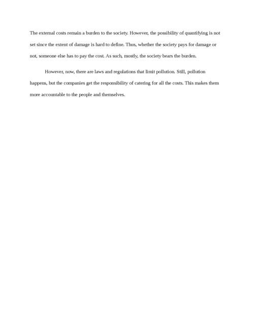 Marginal Social Cost - Page 2