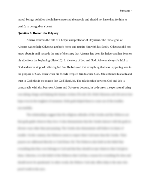 The Epic of Gilgamesh - Page 4