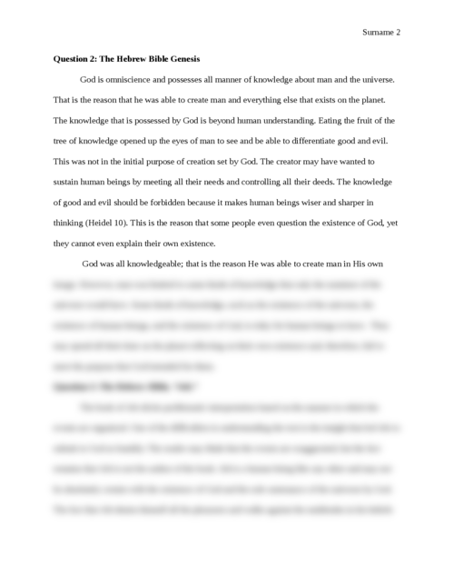 The Epic of Gilgamesh - Page 2