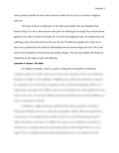 The Epic of Gilgamesh - Page 3