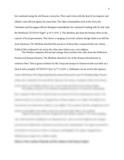 Rome in the East & Rome and the Arabs - Page 5