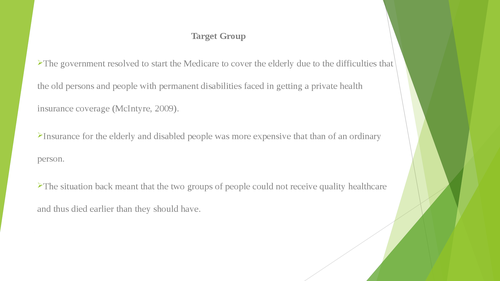 Historical Perspective: Medicare and Medicaid - Page 3