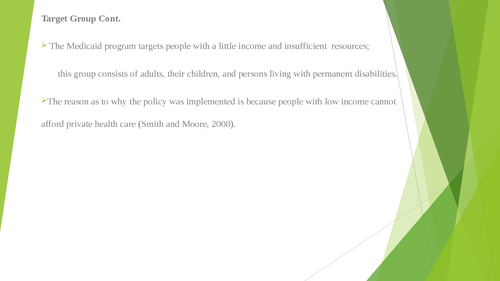 Historical Perspective: Medicare and Medicaid - Page 4