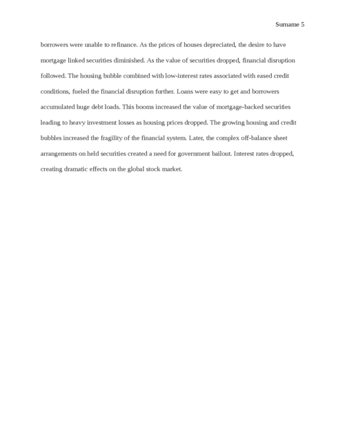 Global financial crisis - Page 5