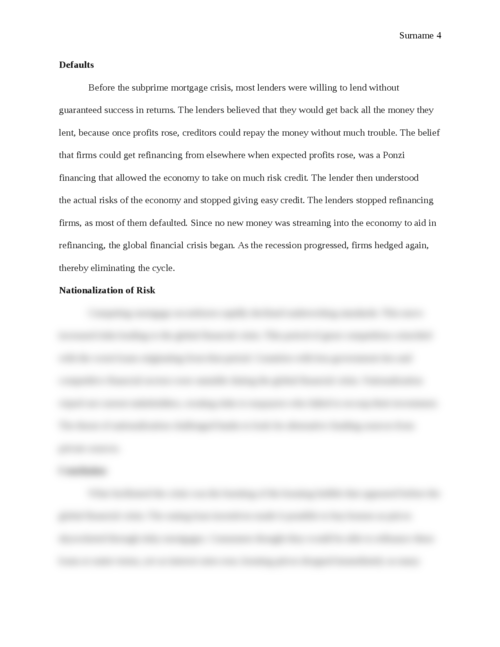 Global financial crisis - Page 4