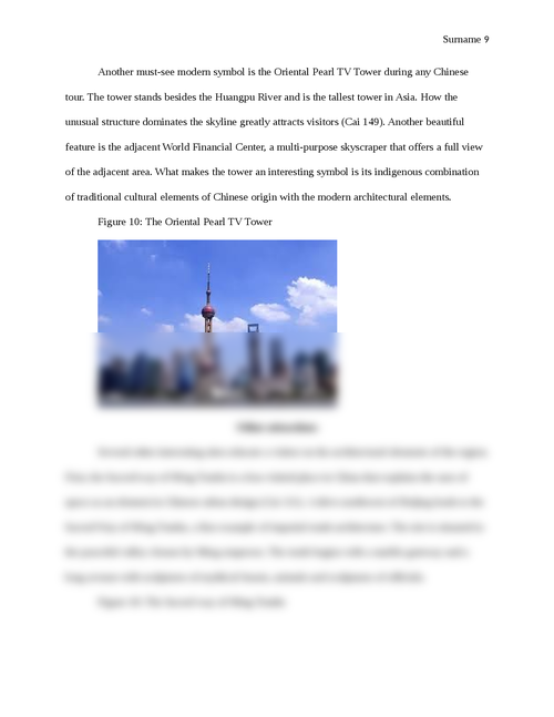 A Day-Tour of China - Page 9