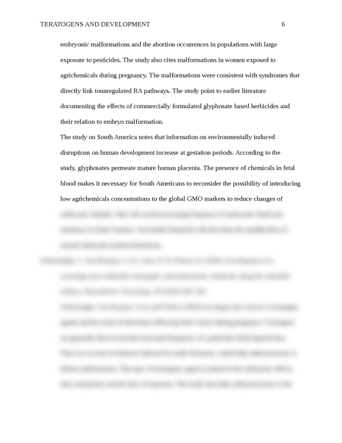 teratogens and development - Page 6