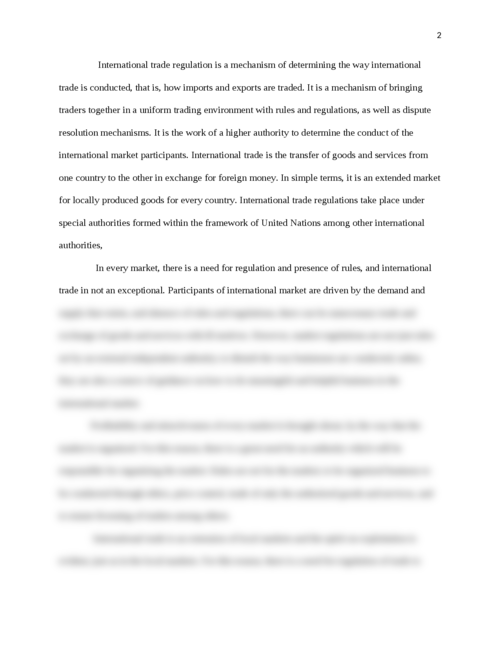 Why did WTO replace GATT - Page 2