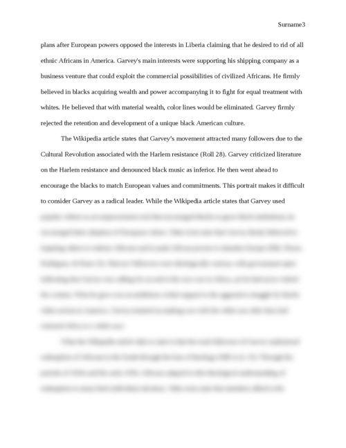 Marcus Garvey - Page 3