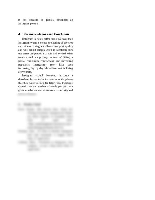Facebook vs Instagarm - Page 3