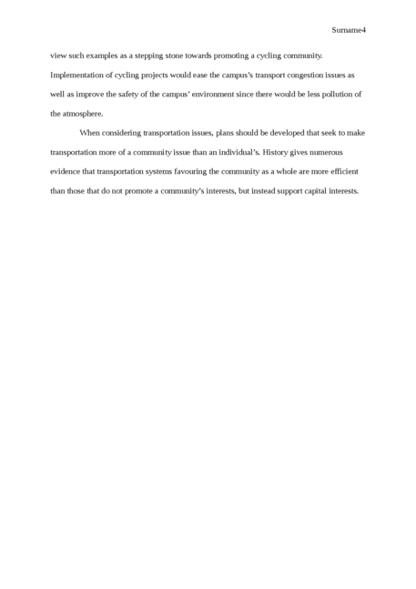 Transportation at Kent State University - Page 4