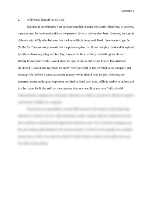 Death of a Salesman by Arthur Miller  - Page 2