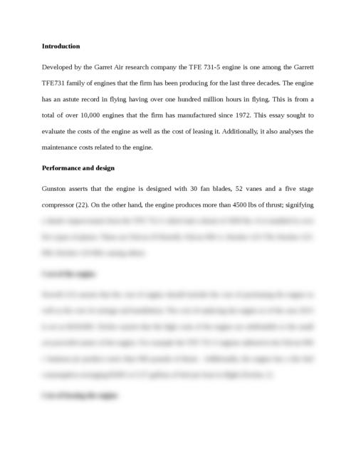 TFE 731-5 turbofan engine cost - Page 2