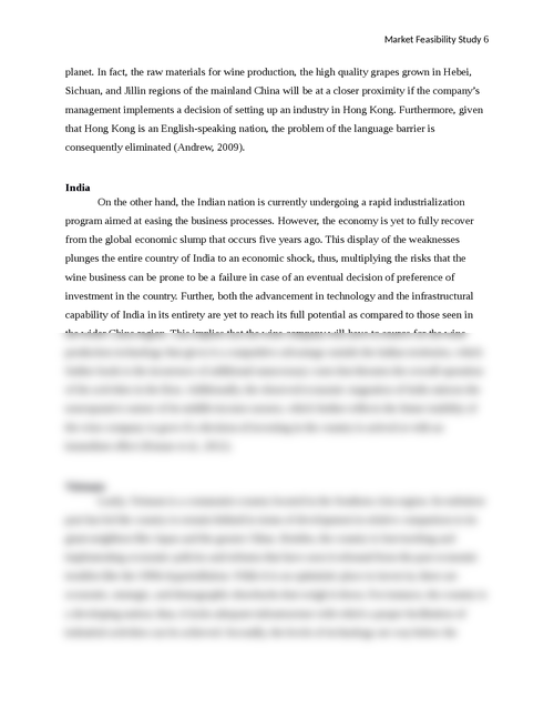 Analysis of the impact of changing GBE using business concepts and Principles - Page 6