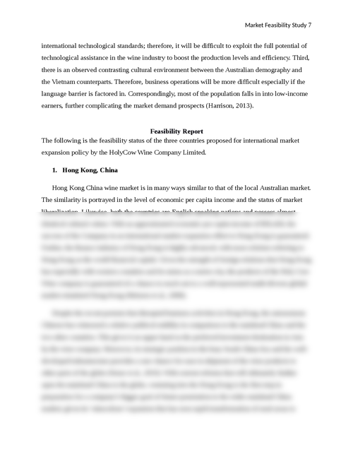 Analysis of the impact of changing GBE using business concepts and Principles - Page 7