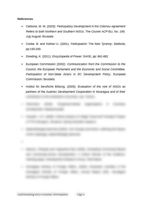 Report on Understanding the development module - Page 8