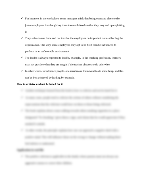 The big secret of dealing with people - Page 2