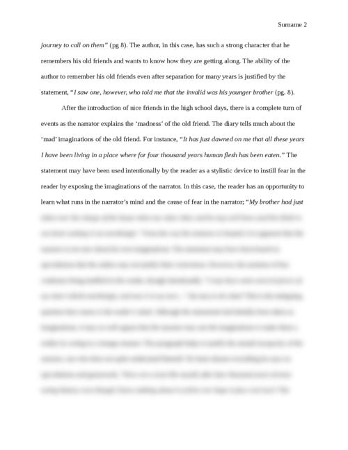 Textual Analysis - Page 2