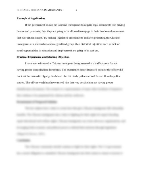 Chicano/ Chicana Immigrants - Page 4