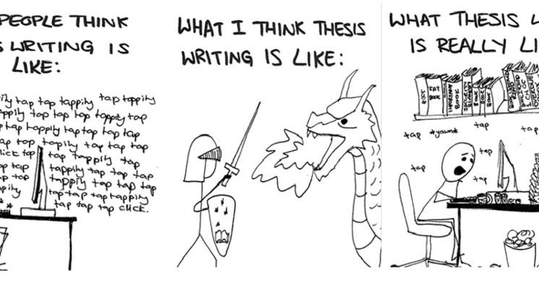 How to Write Your Thesis